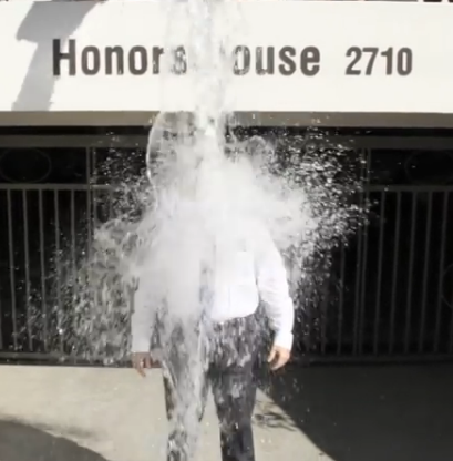 James Moore Ice Bucket Challenge